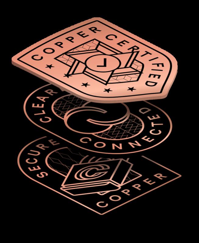 copper certified